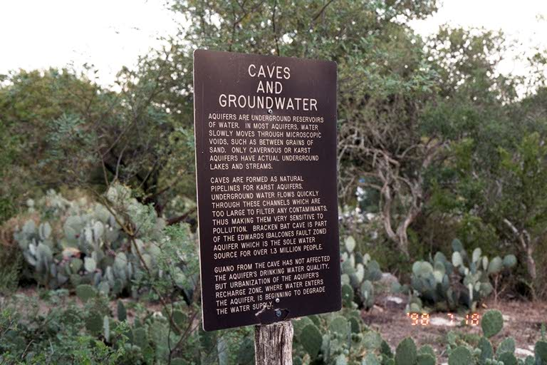Caves And Groundwater