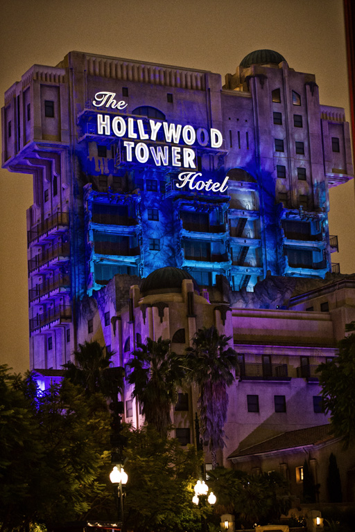 Hollywood tower photo for Hollywood beach resort haunted