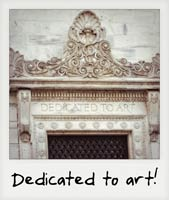 Dedicated to Art!