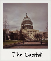 The United States Capitol!!
