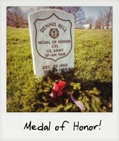 Medal of Honor!