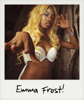 Emma Frost!