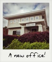 A new office!