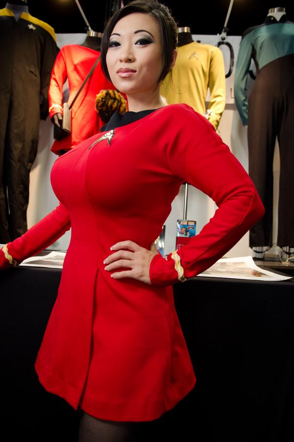 Star Trek Cosplay Yaya Han