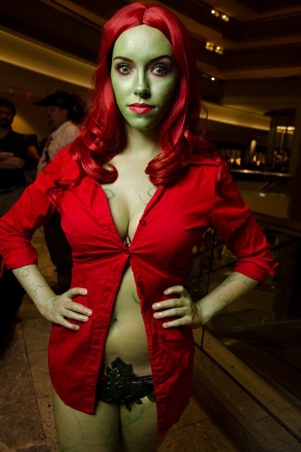 DragonCon 2011 Poison Ivy cosplay photo